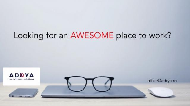 How About Working at an Exciting Start-up?